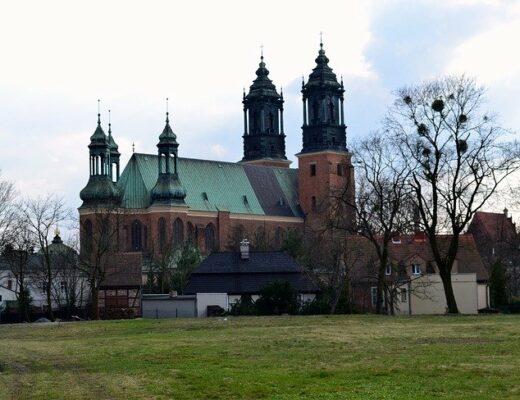 Poznańskie zabytki: ratusz na Starym Rynku